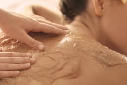 body peeling, classic treatment