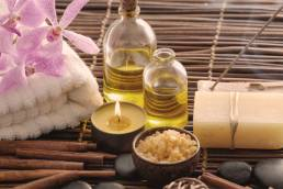 classic massage, peeling, oil bath