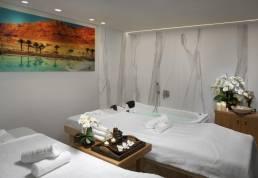 חדר הטיפולים הזוגי המפנק בהורייזון ספא